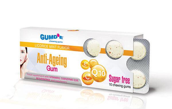 ANTI AGEING GUM