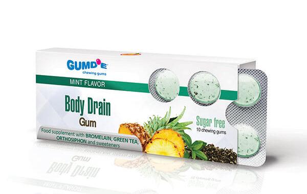 BODY DRAIN GUM