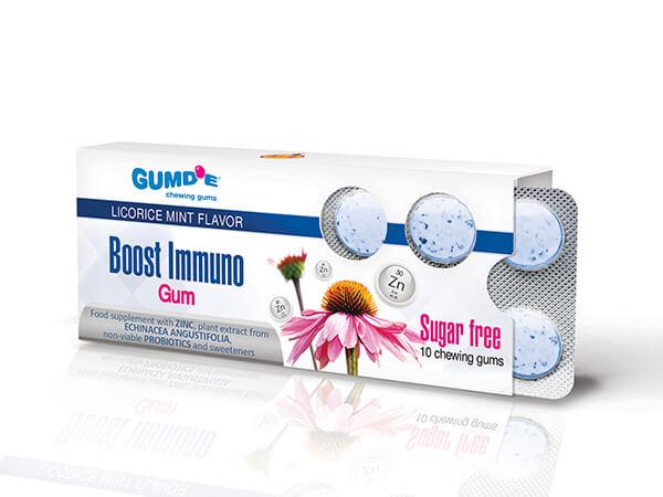 BOOST IMMUNO GUM