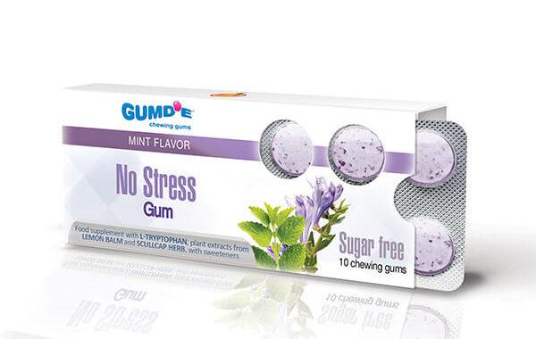 NO STRESS GUM
